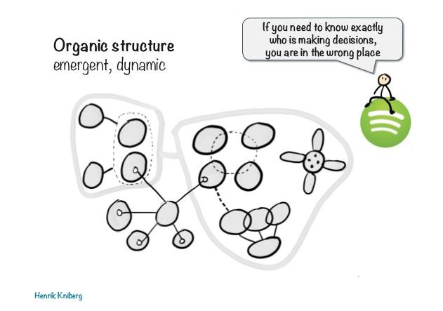 HenrikKniberg-CultureOverProcess-OrganicStructure