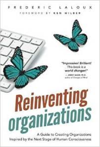 """Buch: """"Reinventing Organizations"""""""